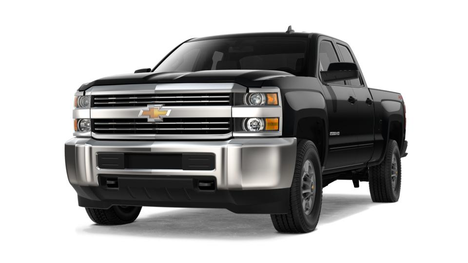 2018 Chevrolet Silverado 2500HD Vehicle Photo in Colorado Springs, CO 80905