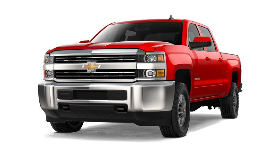 2018 Chevrolet Silverado 2500HD Vehicle Photo in Las Vegas, NV 89104