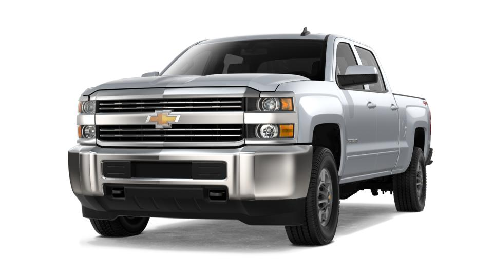 2018 Chevrolet Silverado 2500HD Vehicle Photo in Mount Horeb, WI 53572