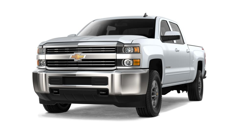 2018 Chevrolet Silverado 2500HD Vehicle Photo in Selma, TX 78154