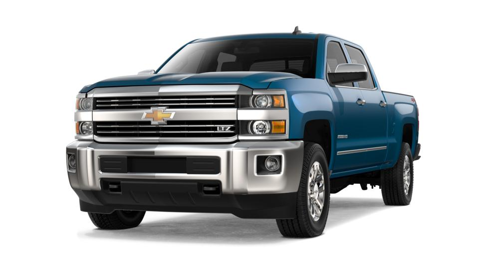 2018 Chevrolet Silverado 2500HD Vehicle Photo in La Mesa, CA 91942