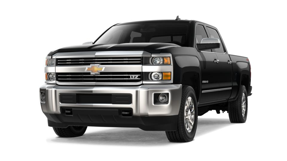 2018 Chevrolet Silverado 2500HD Vehicle Photo in Madison, WI 53713