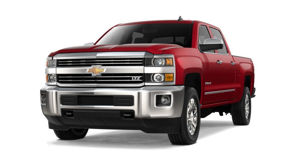 2018 Chevrolet Silverado 2500HD Vehicle Photo in Hoover, AL 35216