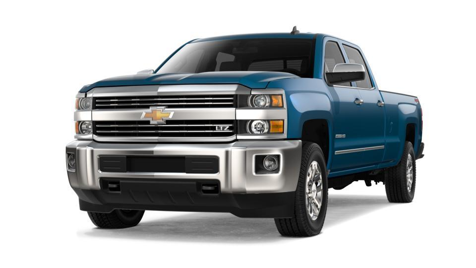 2018 Chevrolet Silverado 2500HD Vehicle Photo in Everett, WA 98203