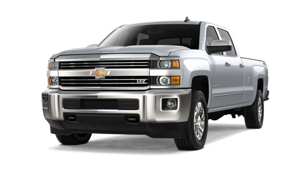 2018 Chevrolet Silverado 2500HD Vehicle Photo in Casper, WY 82609
