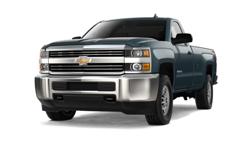 2018 Chevrolet Silverado 2500HD Vehicle Photo in Hyde Park, VT 05655