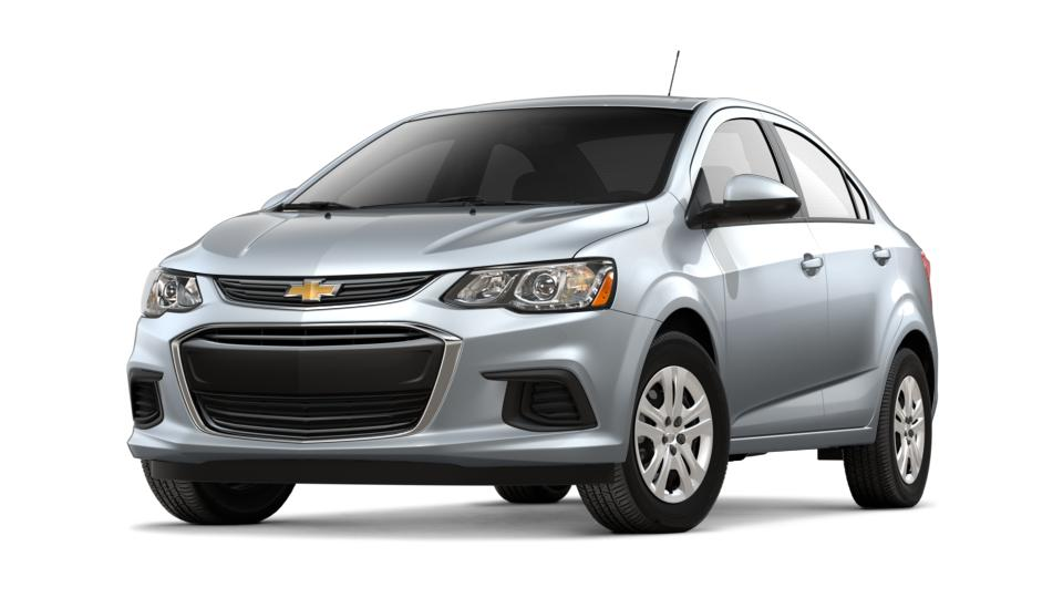 2018 Chevrolet Sonic Vehicle Photo in Houston, TX 77090