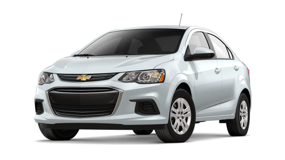 2018 Chevrolet Sonic Vehicle Photo in Las Vegas, NV 89104