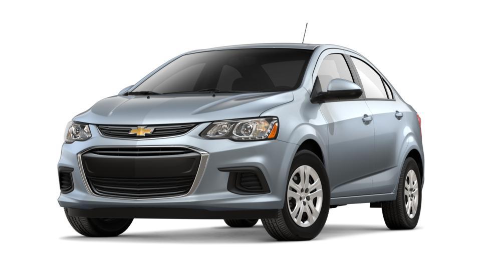 2018 Chevrolet Sonic Vehicle Photo in San Leandro, CA 94577