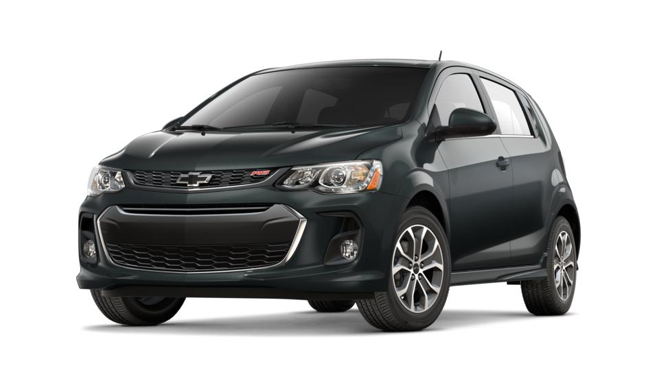 2018 Chevrolet Sonic Vehicle Photo in Killeen, TX 76541