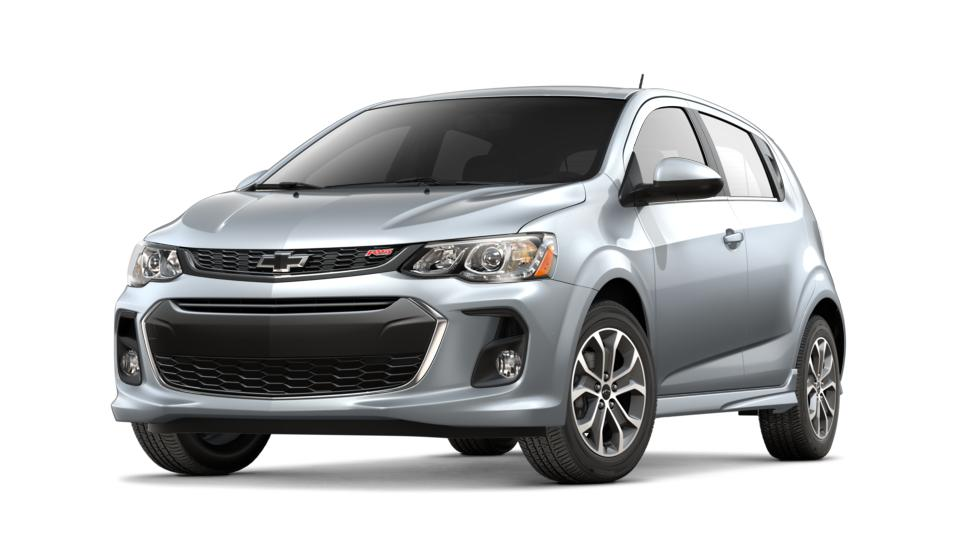 2018 Chevrolet Sonic Vehicle Photo in Colma, CA 94014