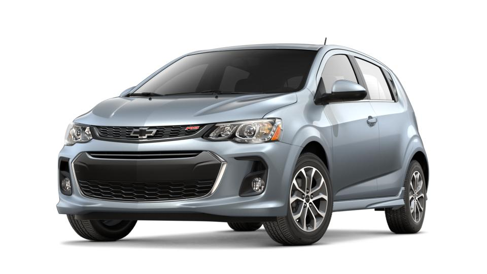 2018 Chevrolet Sonic Vehicle Photo in Everett, WA 98203
