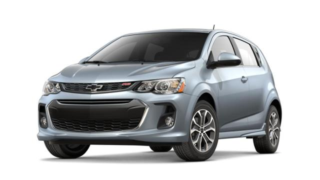 2018 Chevrolet Sonic Vehicle Photo in West Caldwell, NJ 07006