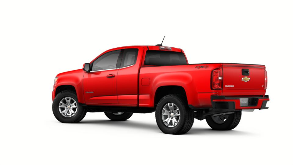 2018 Chevrolet Colorado 4x4 LT 4dr Extended Cab 6 ft. LB ...