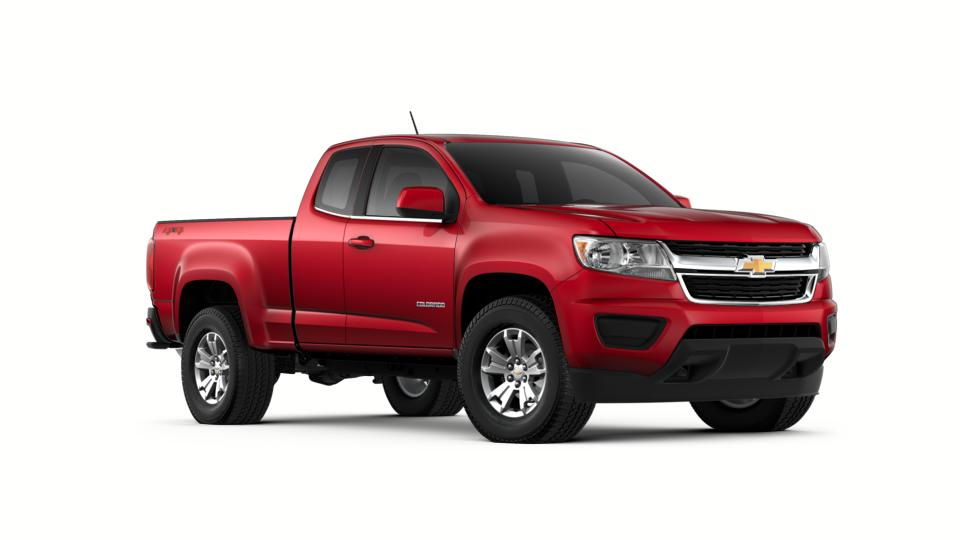2018 Chevrolet Colorado Vehicle Photo in Detroit, MI 48207
