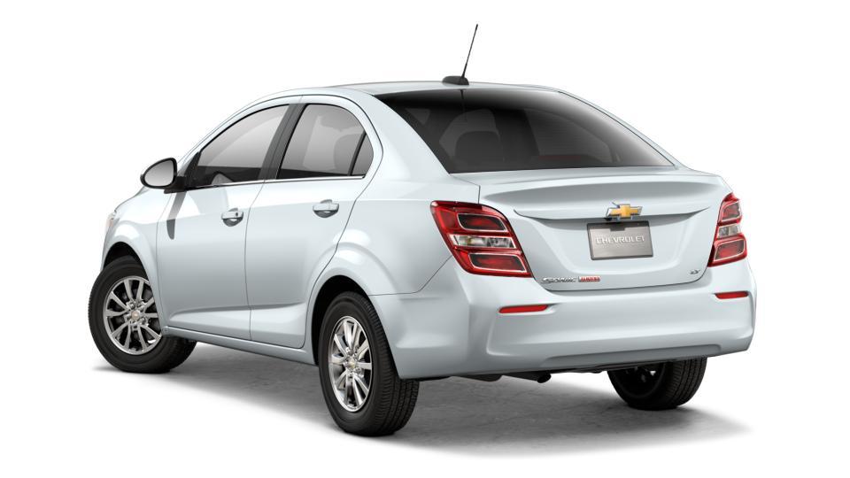 Bill Pierre Chevrolet >> Seattle Summit White 2018 Chevrolet Sonic: New Car for ...