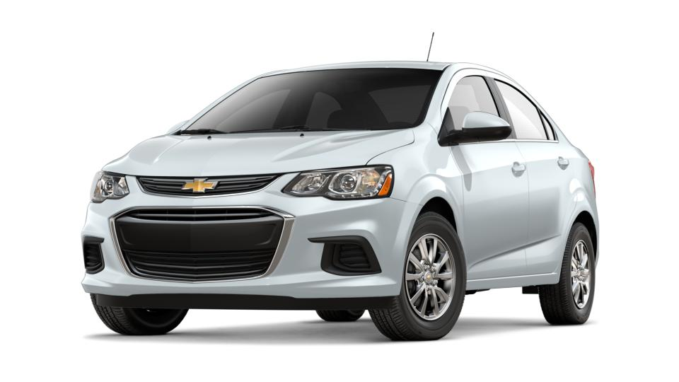 2018 Chevrolet Sonic Vehicle Photo in Lubbock, TX 79412