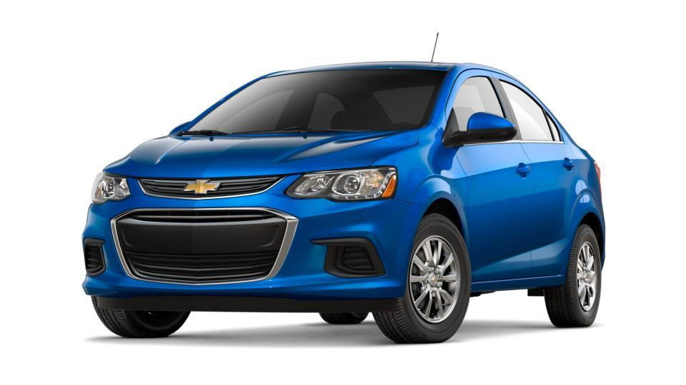 2018 Chevrolet Sonic Vehicle Photo in Enid, OK 73703