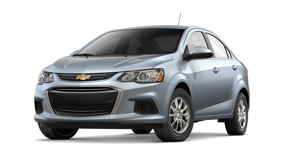 2018 Chevrolet Sonic Vehicle Photo in North Charleston, SC 29406