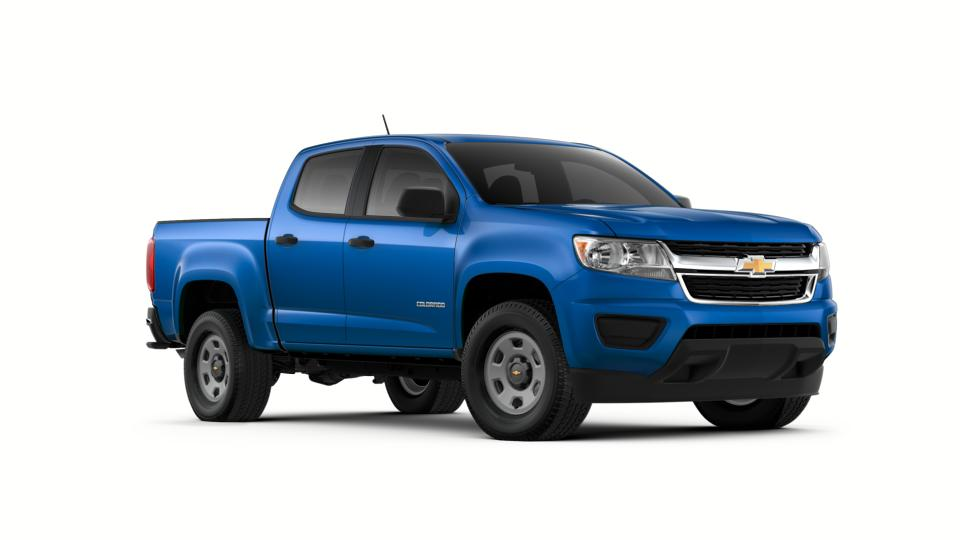 2018 Chevrolet Colorado Vehicle Photo in San Angelo, TX 76903