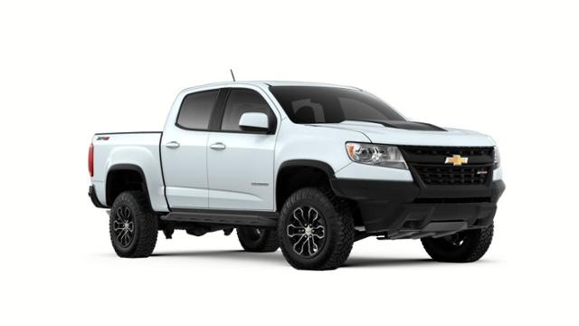 New 2018 Summit White 36l Chevrolet Colorado For Sale Lee Partyka