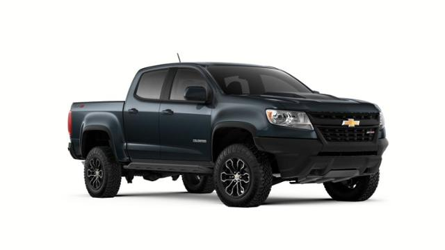 2018 Chevrolet Colorado Vehicle Photo In Olympia, WA 98502