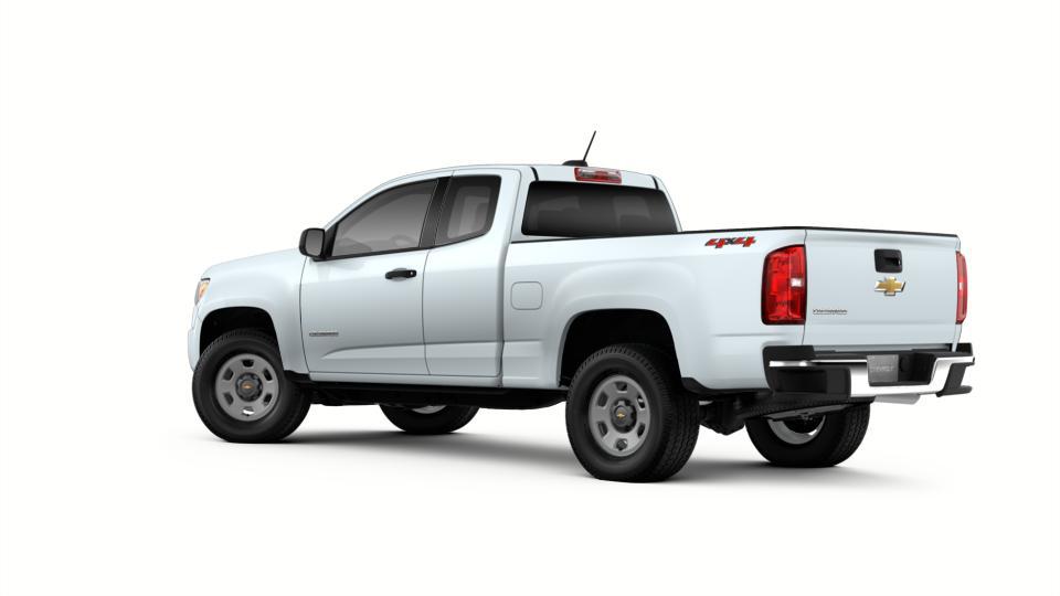 Summit White 2018 Chevrolet Colorado for sale Near Me