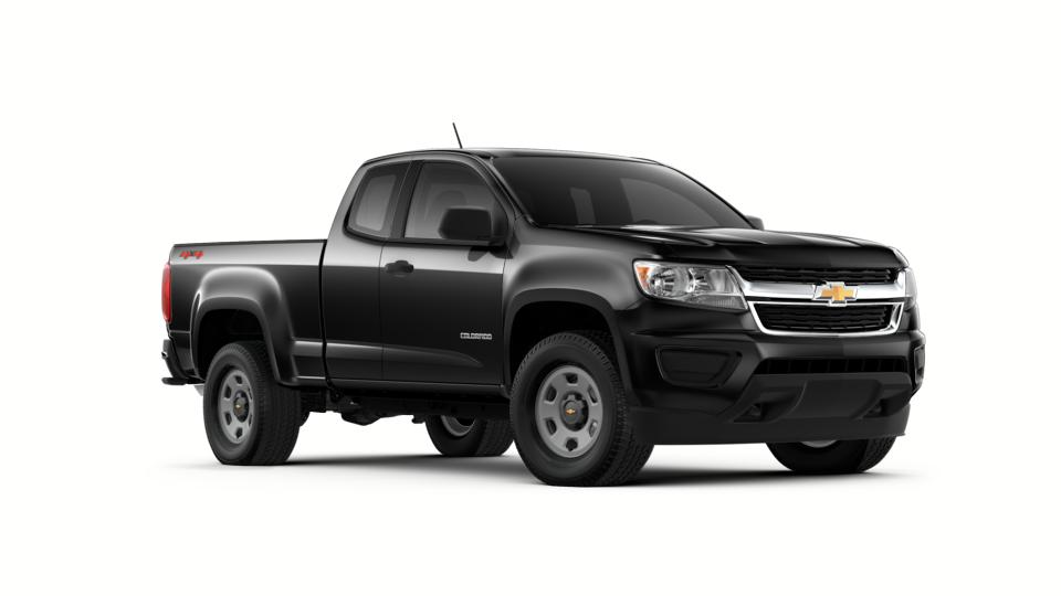 2018 Chevrolet Colorado Vehicle Photo in Chelsea, MI 48118