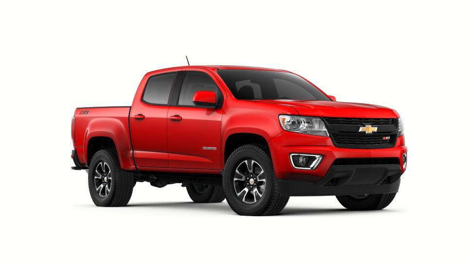 2018 Chevrolet Colorado Vehicle Photo in Champlain, NY 12919
