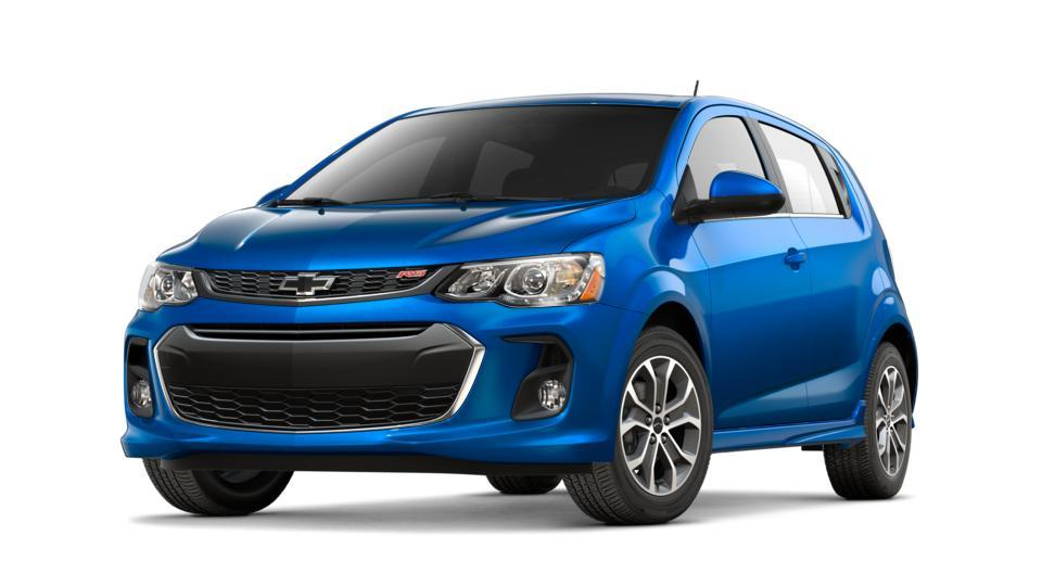 2018 Chevrolet Sonic Vehicle Photo in Colorado Springs, CO 80905