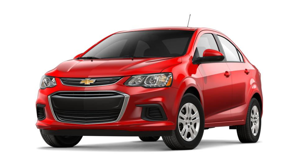 2018 Chevrolet Sonic Vehicle Photo in Van Nuys, CA 91401