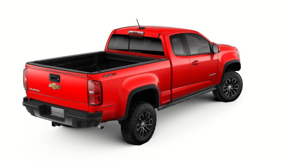2018 chevrolet colorado in red for sale in clinton. Black Bedroom Furniture Sets. Home Design Ideas