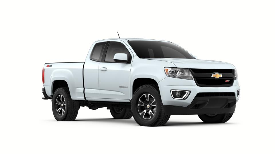 2018 Chevrolet Colorado Vehicle Photo in Reese, MI 48757
