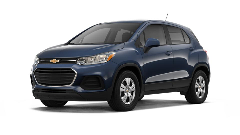 2018 Chevrolet Trax Vehicle Photo in Clinton, MI 49236