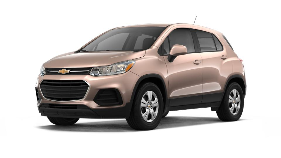 2018 Chevrolet Trax Vehicle Photo in Merriam, KS 66202