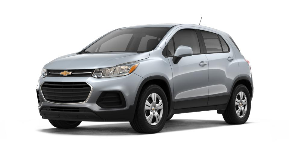 Baton Rouge Silver Ice Metallic 2018 Chevrolet Trax: New Suv for Sale