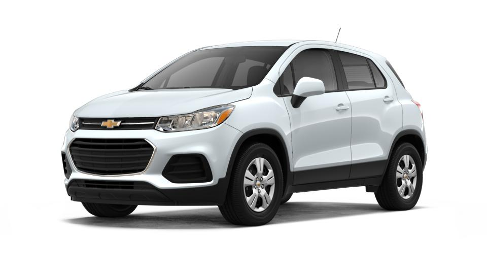 2018 Chevrolet Trax Vehicle Photo in Chelsea, MI 48118