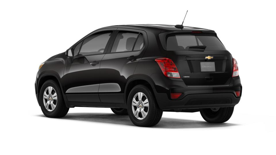 fort smith mosaic black metallic 2018 chevrolet trax new suv for sale 244556. Black Bedroom Furniture Sets. Home Design Ideas