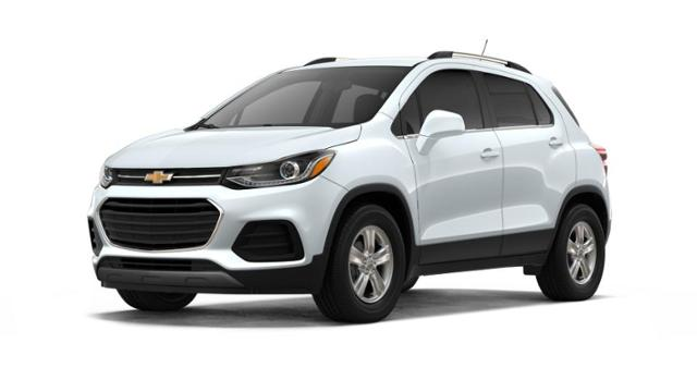 2018 Chevrolet Trax Awd 4dr Lt Summit White For Sale M180062a