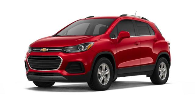 New 2018 Red Tintcoat Chevrolet Trax Awd 4dr Lt For Sale In