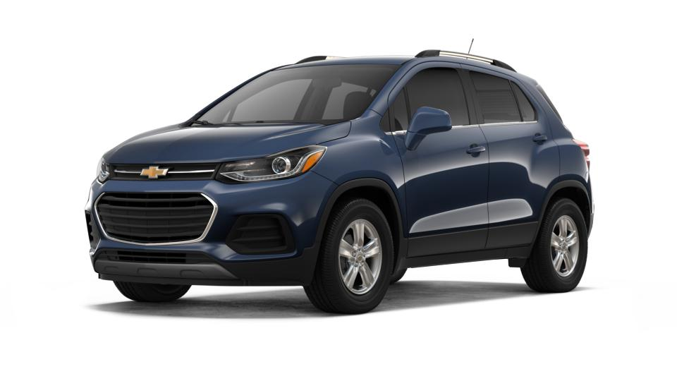 2018 Chevrolet Trax Vehicle Photo in Greensboro, NC 27407