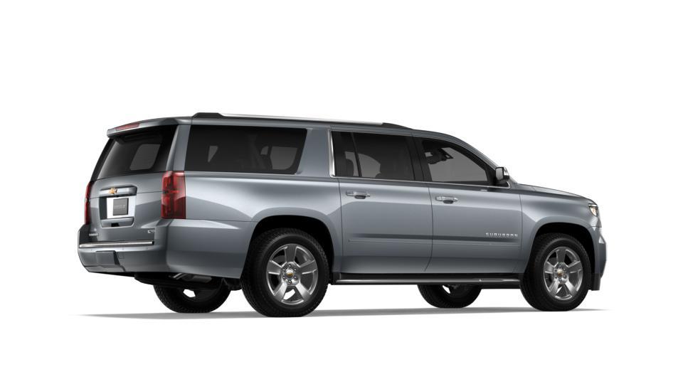 New Satin Steel Metallic 2018 Chevrolet Suburban 2wd 1500