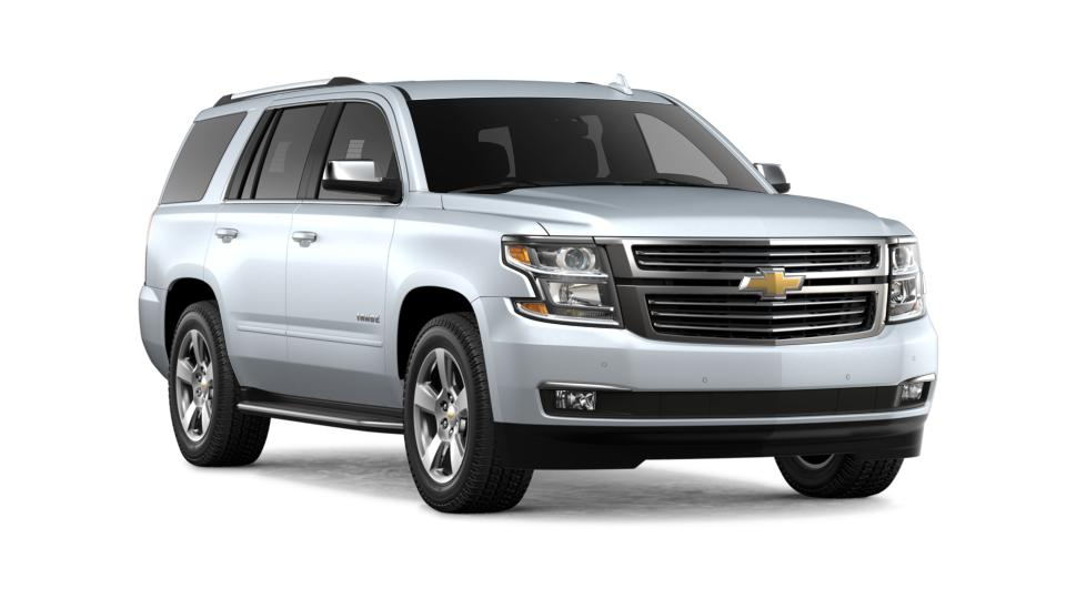 Gm Financial Lease >> Clermont Silver Ice Metallic 2018 Chevrolet Tahoe: New Suv for Sale - JR234244