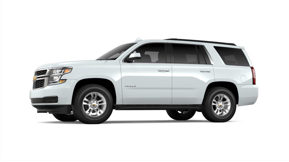 New Suv 2018 Summit White Chevrolet Tahoe 4wd Ls For Sale