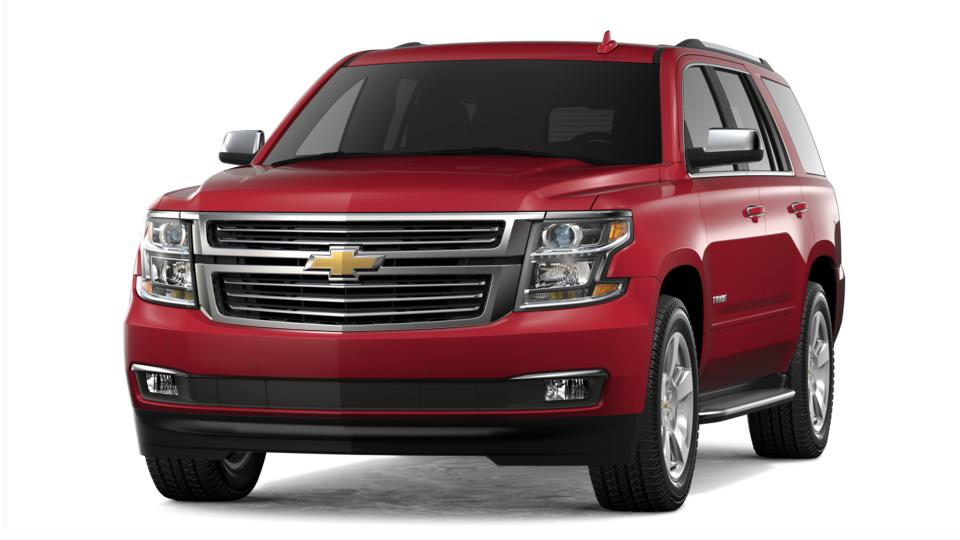 New 2018 Siren Red Chevrolet Tahoe 4wd Premier For Sale In
