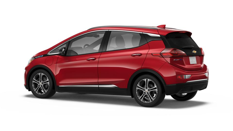 New Cajun Red Tintcoat 2018 Chevrolet Bolt Ev 5dr Hb