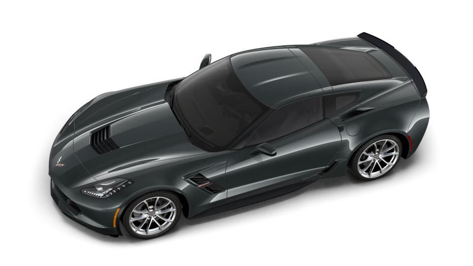 New 2019 Watkins Glen Gray Chevrolet Corvette Grand Sport