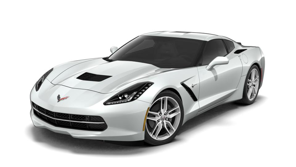 Arctic White 2019 Chevrolet Corvette For Sale Near Me