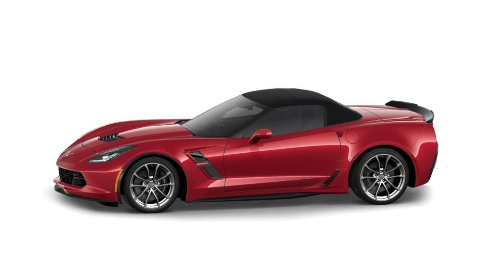 Long Beach Red Metallic Tintcoat 2019 Chevrolet Corvette