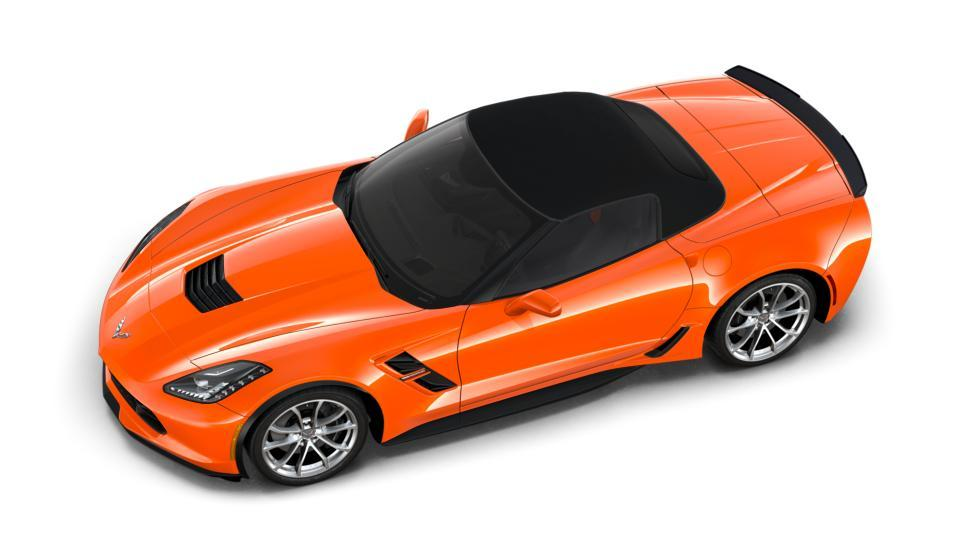New Sebring Orange Tintcoat 2019 Chevrolet Corvette Grand ...